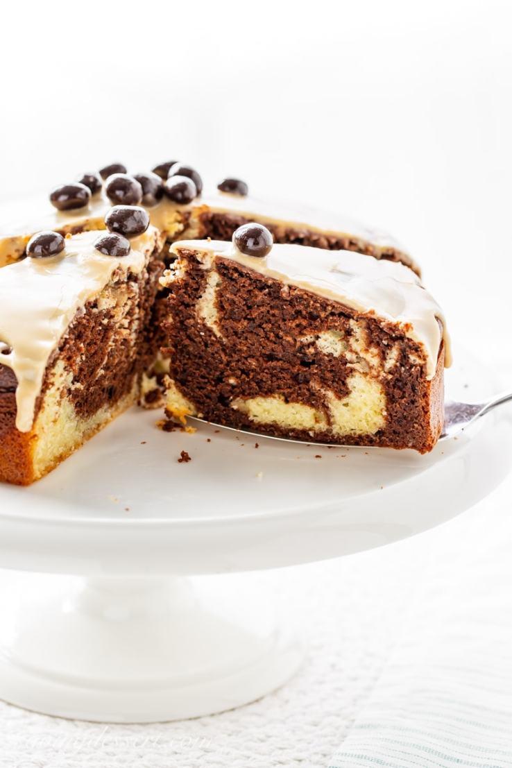 Irish Cream Breakfast Cake