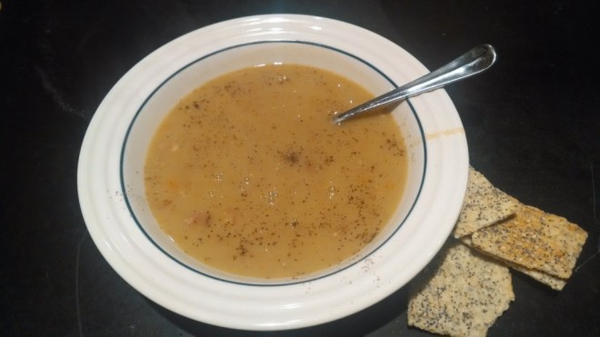 soups served