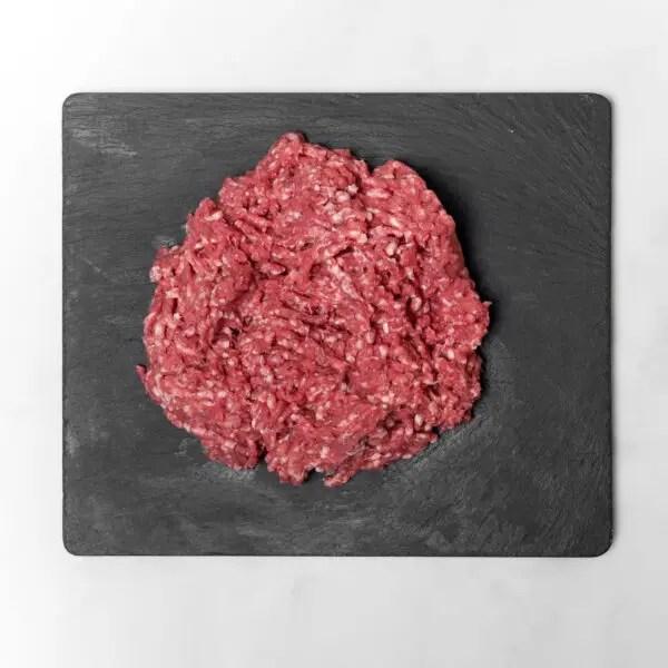 smash burger mince