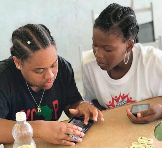 TVM travels to Haiti via Youth Cultural Ambassadors Program (YCAP)