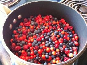 Summer berries!
