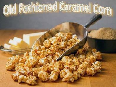 Gourmet Popcorn Shop in Gatlinburg