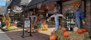 Fall in Gatlinburg at The Village