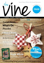 The Vine Dunstable - December 2018 - January 2019 - Issue 86