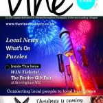 Advertising Bedfordshire - The Vine Villages - October November 2021