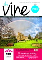 The Vine Magazine Villages - April May 2021, Advertising Bedfordshire
