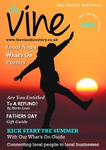 The Vine Dunstable - June July 2018 COVER LO RES