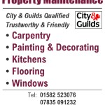 Steve Harris Property Maintenance City and Guilds Qualified