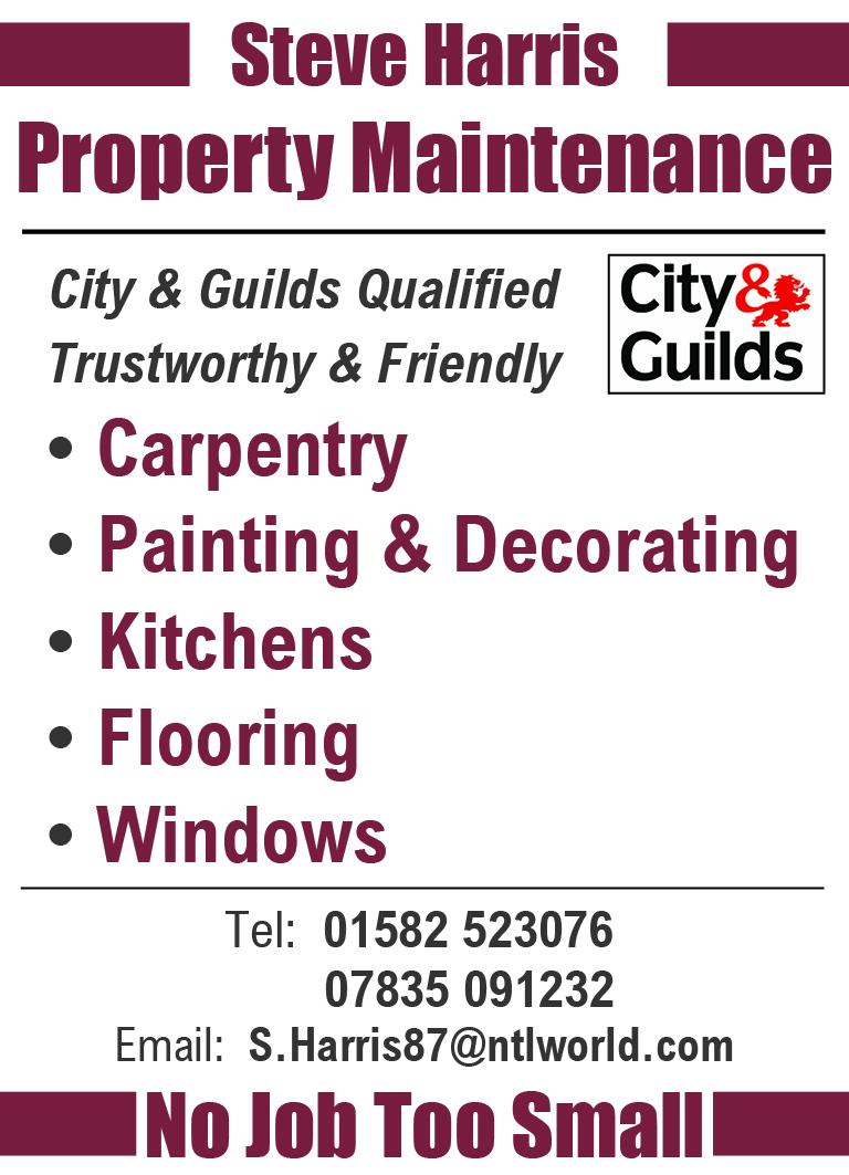 Steve Harris Property Maintenance