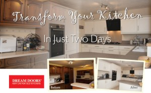 Transform Your Kitchen - Two Day Makeover