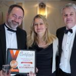 Dunstable Kitchen Showroom Wins Prestigious 'Exceptional New Starter' Award!