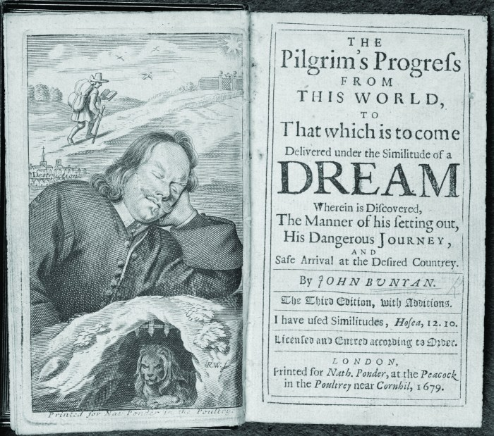 John Bunyan and Bedfordshire