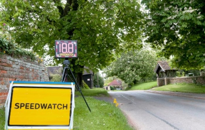 Communities Crack-Down On Speeding Drivers With Council Funded Cameras