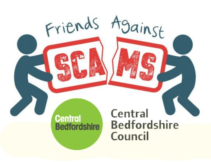 Central Bedfordshire Council Urges Residents To Become Scam Aware