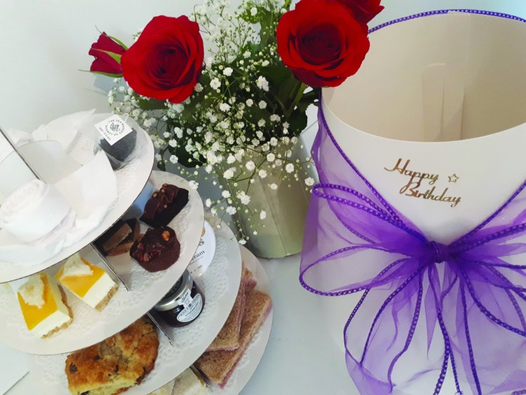 WIN Afternoon Tea For 2 Delivered To Your Door