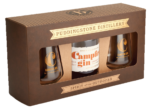 Win A Campfire Gin Gift Set From Puddingstone Distillery