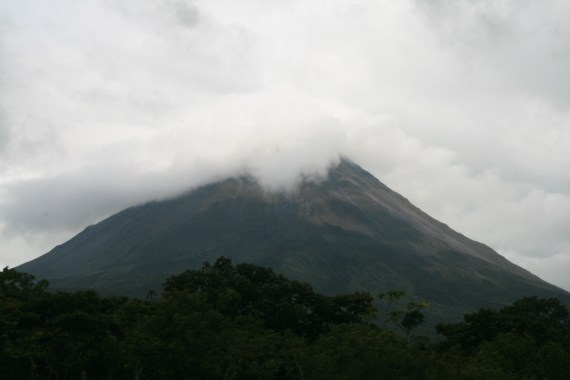ARENAL VOLACNO