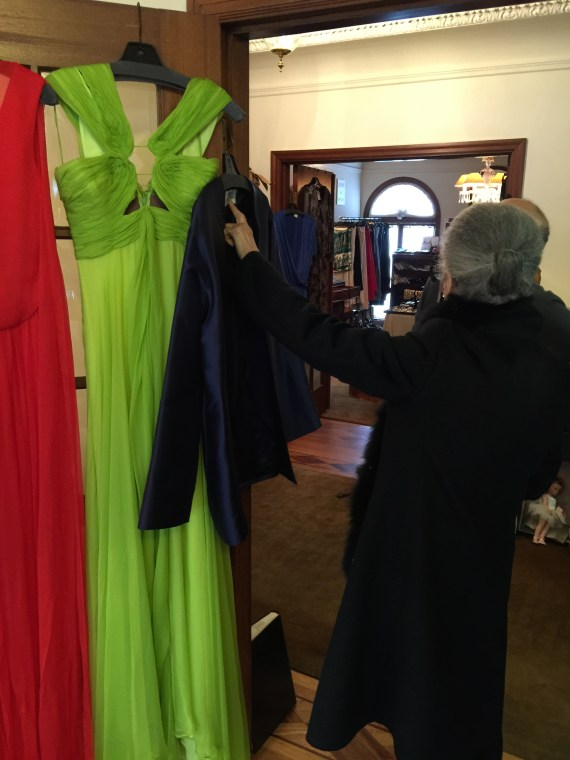 GOWNS........