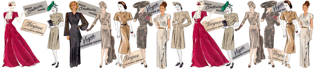 Vintage Inspired Couture by The Vintage Couturiere Olivia Torma