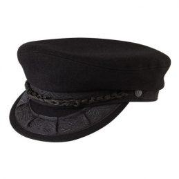 black greek cap
