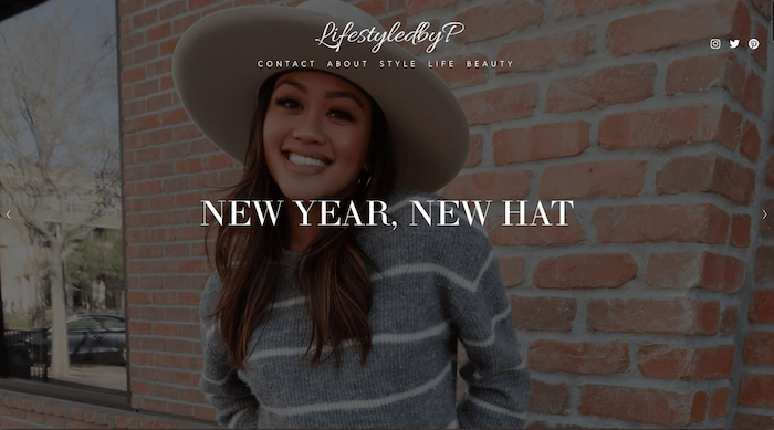 this huge hat makes a statement! – lifestyledbyp