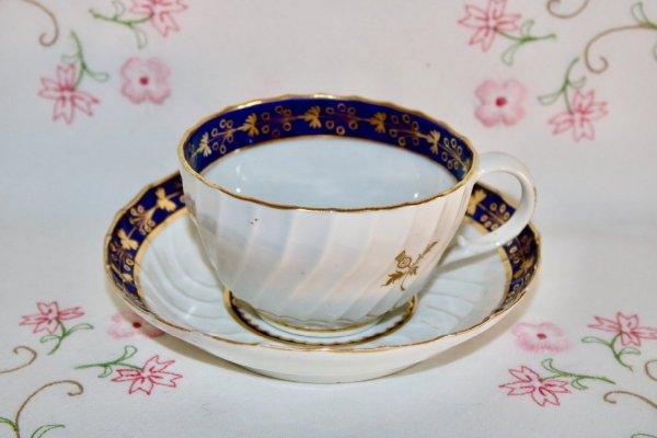 18thC Worcester Teacup