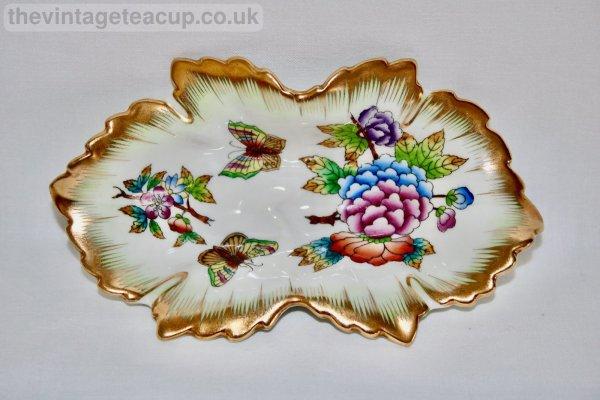 Herend Queen Victoria Appetiser Bowl