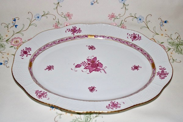 Herend Apponyi Platter