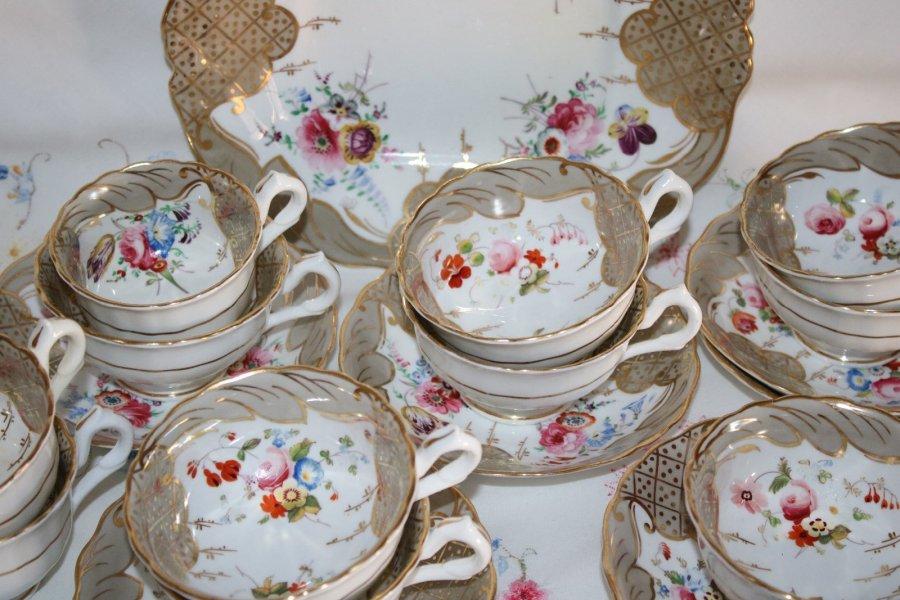 Ridgway Tea Set
