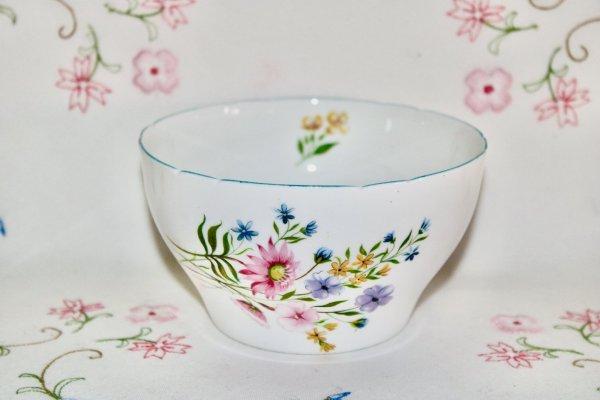 Shelley Breakfast Sugar Bowl