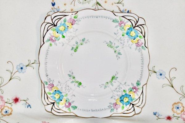 Tuscan China Plate Art Deco Tea set