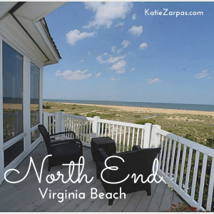 The North End of Virginia Beach