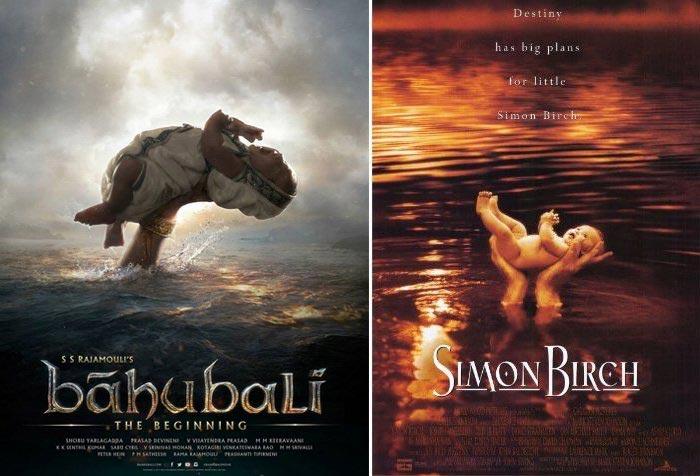 Bahubali The Beginning Simon Birch movie poster