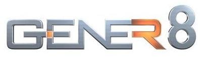Gener8 studio logo