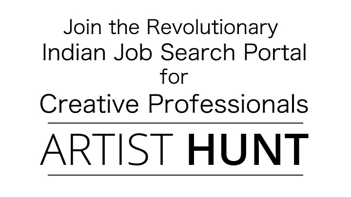 indian job portal artist hunt