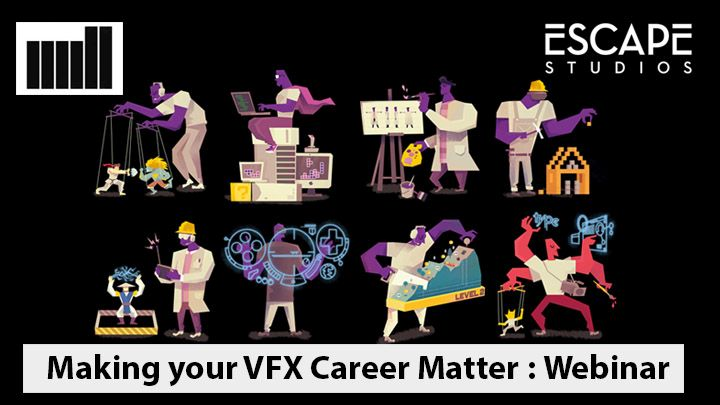 making your vfx career matter webinar