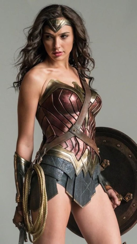 beautiful gal gadot wonder woman