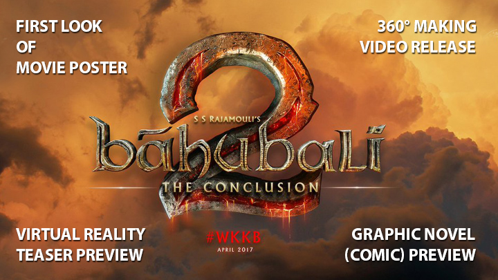 Bahubali 2 Virtual Reality