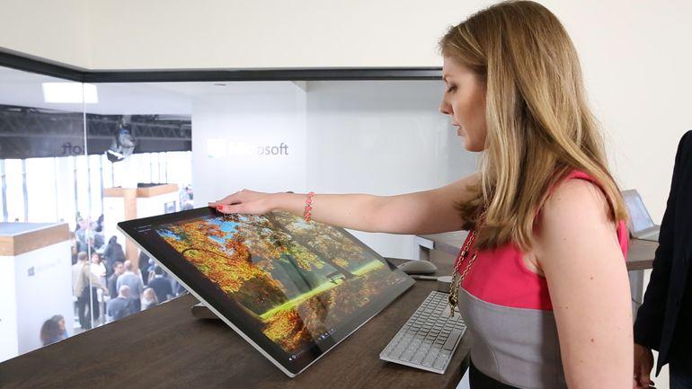pre order Microsoft Surface Studio