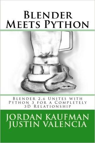 blender meets python