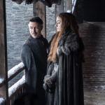 Aidan Petyr Littlefinger Baelish Sophie Turner Sansa Stark