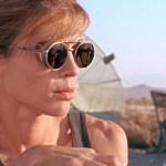 Sarah Connor terminator 2 3D