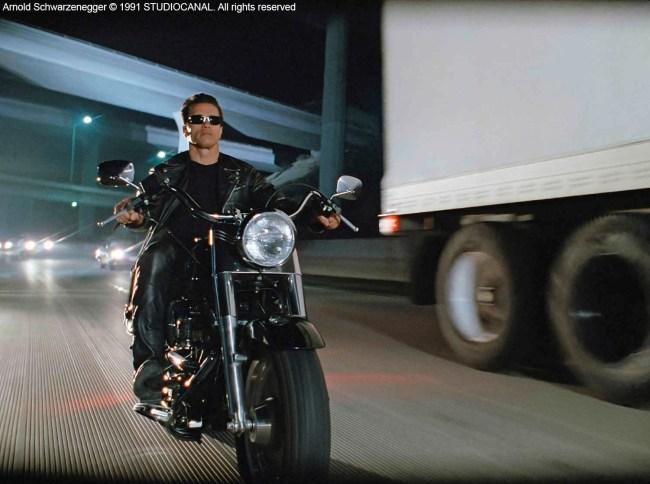 Terminator 2 3D conversion