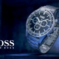 hugo boss watch 3d render