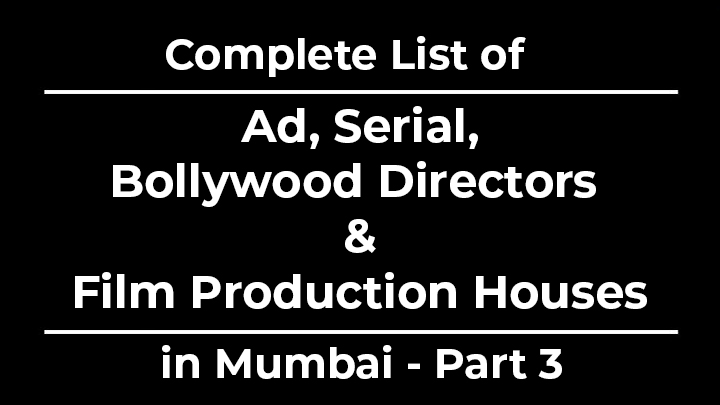 film production houses in mumbai