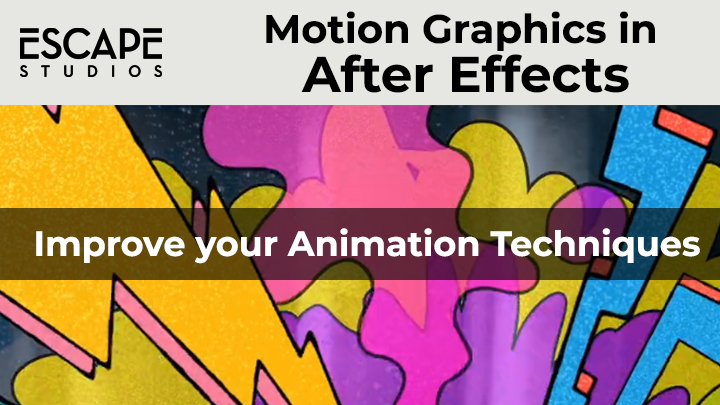 Motion Graphics in After Effects webinar