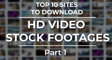 top 10 stock HD video download sites