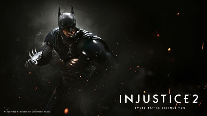 injustice 2 game batman