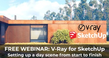 V-Ray for SketchUp Webinar
