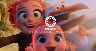 OpenCue open source render management Google Sony